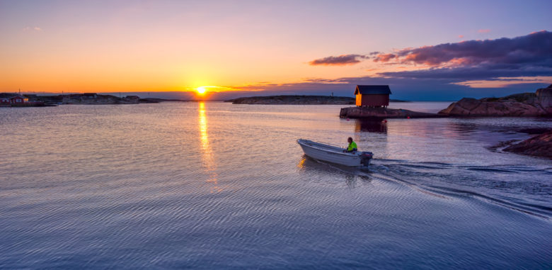 Hvaler Bølingshavn skjærgårdsidyll